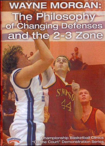 Changing Zone Defenses by Wayne Morgan Instructional Basketball Coaching Video