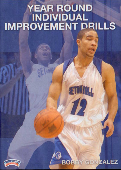 Year Round  Individual Improvement by Robert Gonzalez Instructional Basketball Coaching Video