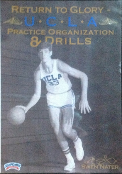 Return To Glory-- Ucla Practice And Drills by Swen Nater Instructional Basketball Coaching Video