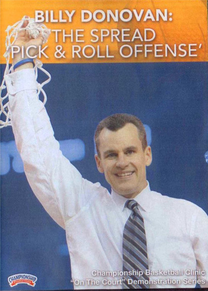 The Spread 'pick & Roll by Billy Donovan Instructional Basketball Coaching Video