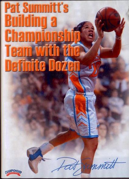 Building A Championship Team by Pat Summitt Instructional Basketball Coaching Video