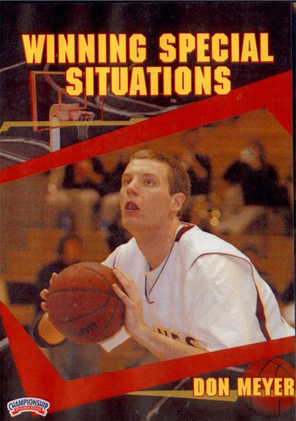 Winning Special Situations by Don Meyer Instructional Basketball Coaching Video