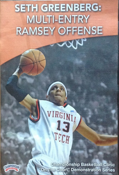Multi-entry Ramsey Offense by Seth Greenberg Instructional Basketball Coaching Video