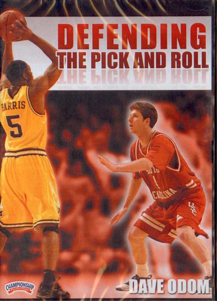 Defending The Pick And Roll by Dave Odom Instructional Basketball Coaching Video