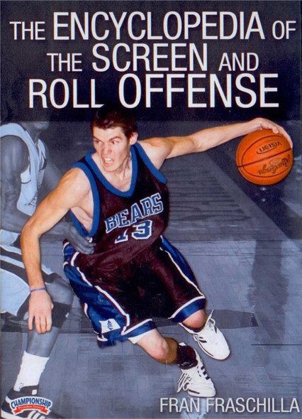 The Encyclopedia Of The Screen & Roll Offense by Fran Fraschilla Instructional Basketball Coaching Video