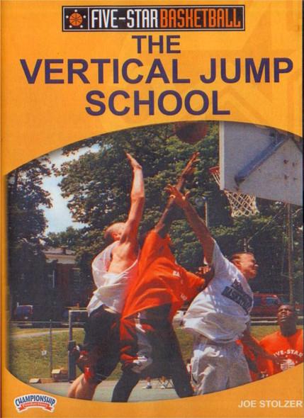 Vertical Jump School by Joe Stolzer Instructional Basketball Coaching Video