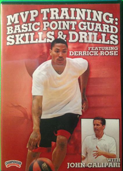 Basic Point Guard Skills And Drills by John Calipari Instructional Basketball Coaching Video