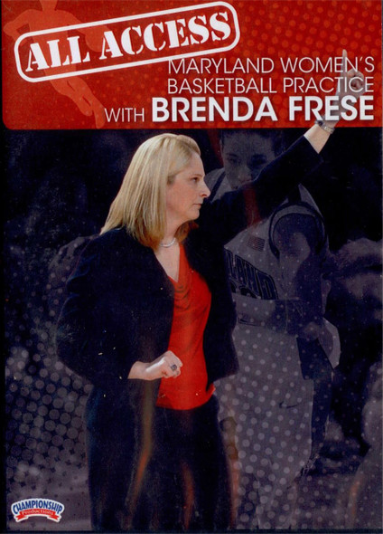 All Access:brenda Frese by Brenda Frese Instructional Basketball Coaching Video