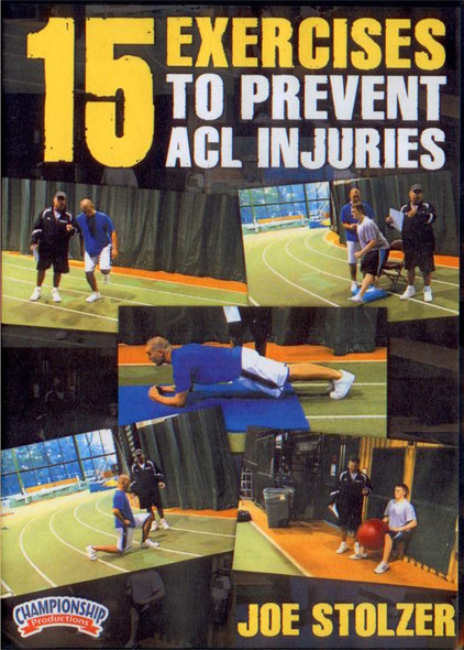15 Exercises To Prevent Acl Injuries by Joe Stolzer Instructional Basketball Coaching Video