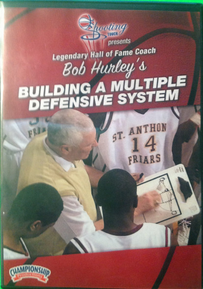 Building A Multiple Defensive System by Bob Hurley Instructional Basketball Coaching Video