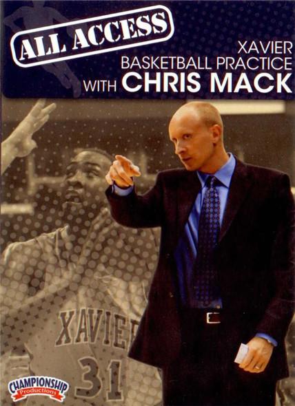 All Access: Chris Mack by Chris Mack Instructional Basketball Coaching Video