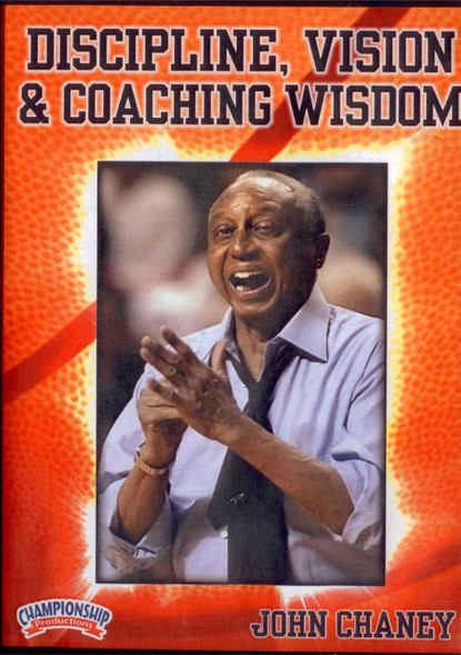 John Chaney: Discipline, Vision & Coaching Wiscom by John Chaney Instructional Basketball Coaching Video