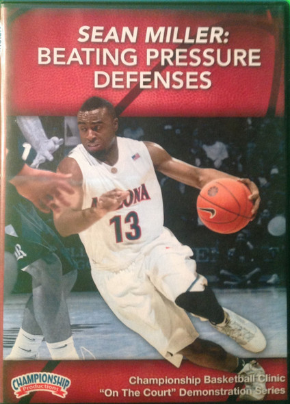 Beating Pressure Defenses by Sean Miller Instructional Basketball Coaching Video