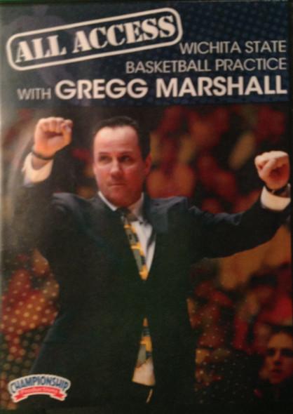 All Access: Greg Marshall by Gregg Marshall Instructional Basketball Coaching Video