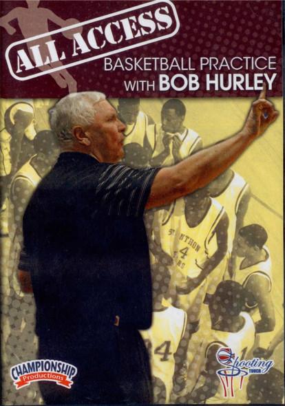 All Access: Bob Hurley Disc 2 by Bob Hurley Instructional Basketball Coaching Video