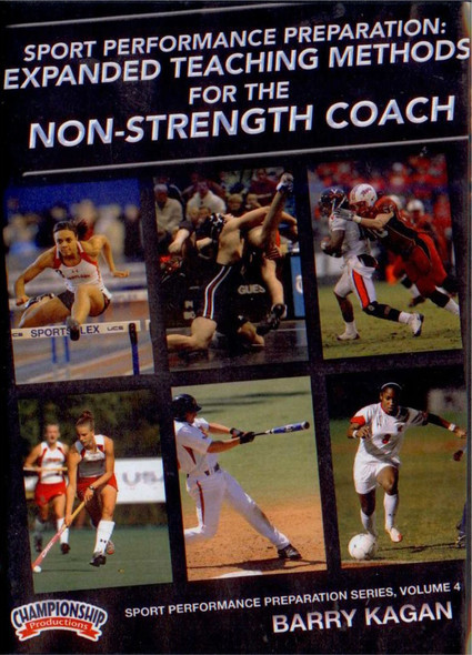 Expanded Teaching Methods For The Non-strength Coach by Barry Kagan Instructional Basketball Coaching Video