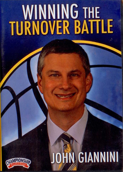 Winning The Turnover Battle by John Giannini Instructional Basketball Coaching Video