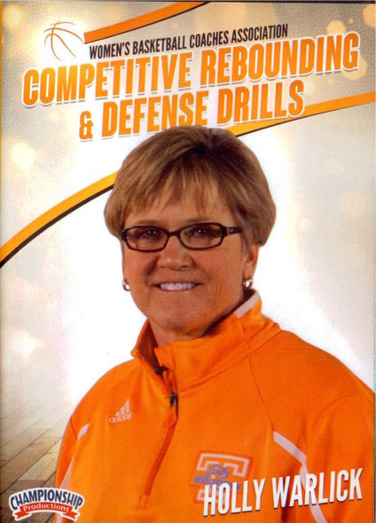 Competitive Rebounding & Defense Drills by Holly Warlick Instructional Basketball Coaching Video