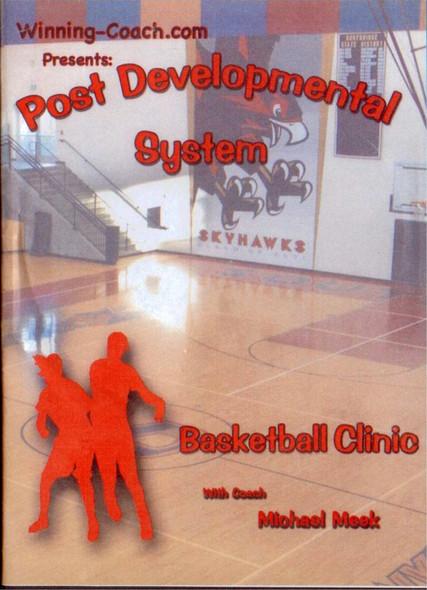 Michael Meek Post Development System by Michael Meek Instructional Basketball Coaching Video