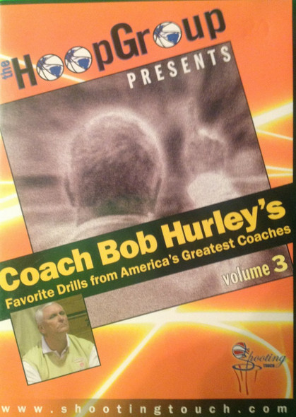 Bob Hurley's Favorite Drills Vol. 3 by Bob Hurley Instructional Basketball Coaching Video