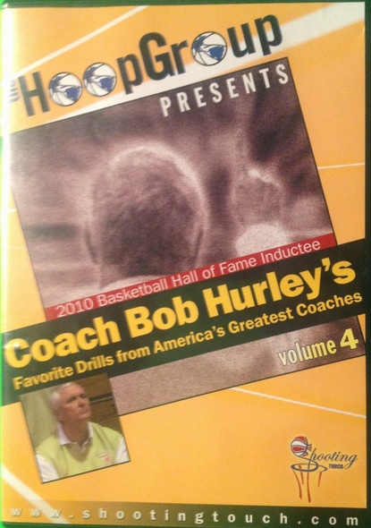 Bob Hurley's Favorite Drills Vol. 4 by Bob Hurley Instructional Basketball Coaching Video