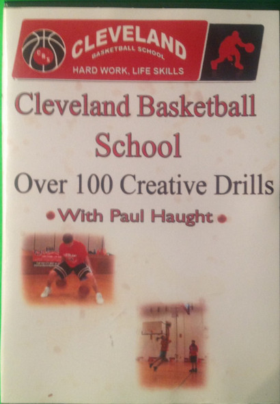 Cleveland Basketball School by Steve Cleveland Instructional Basketball Coaching Video