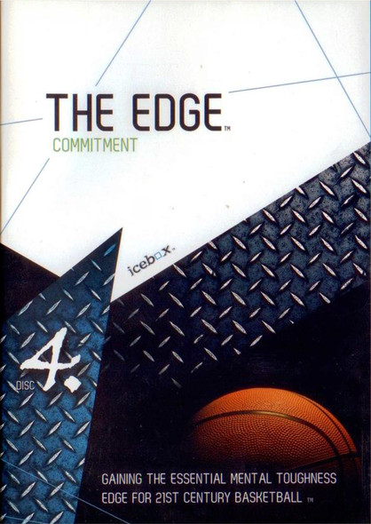 Mental Toughness Edge: Commitment Disc 4 by Spencer Wood Instructional Basketball Coaching Video