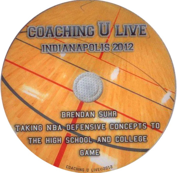 Taking Nba Defensive Concepts To High School & College Game by Brendan Suhr Instructional Basketball Coaching Video