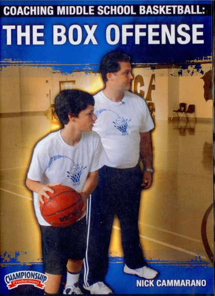 Coaching Middle School Basketball: Box Offense by Nick Cammarano Instructional Basketball Coaching Video