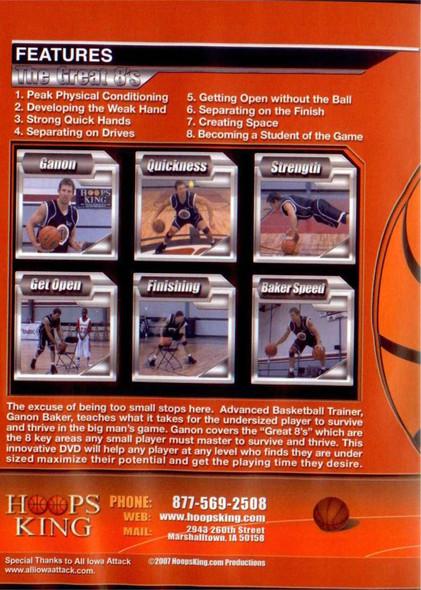 Ganon baker basketball drills