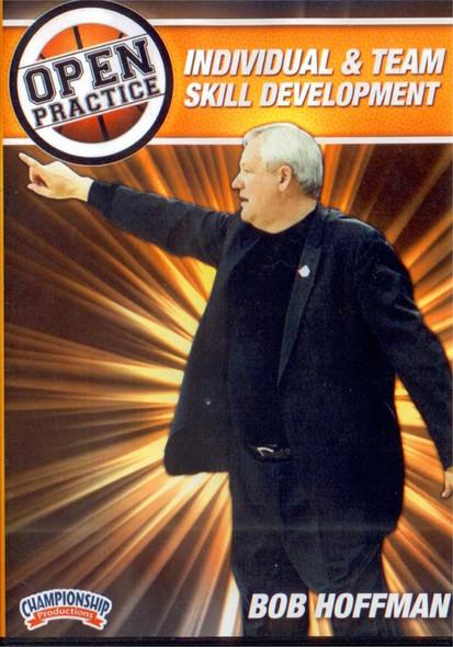 Individual & Team Skill Development Hoffman by Bob Hoffman Instructional Basketball Coaching Video