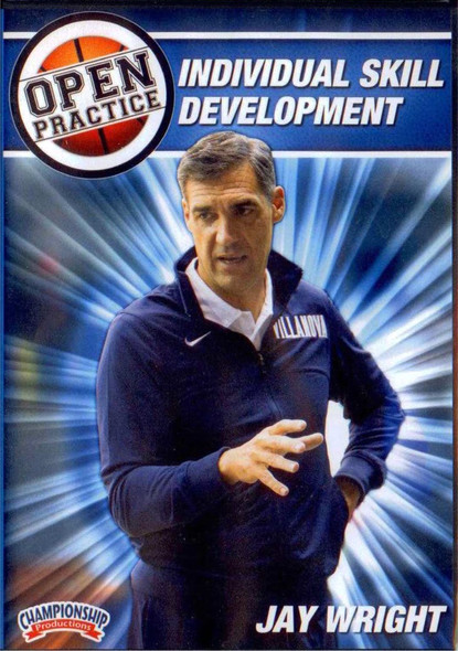 Individual Skill Development by Jay Wright Instructional Basketball Coaching Video