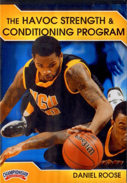 Havoc Strength & Conditioning Program by Daniel Roose Instructional Basketball Coaching Video