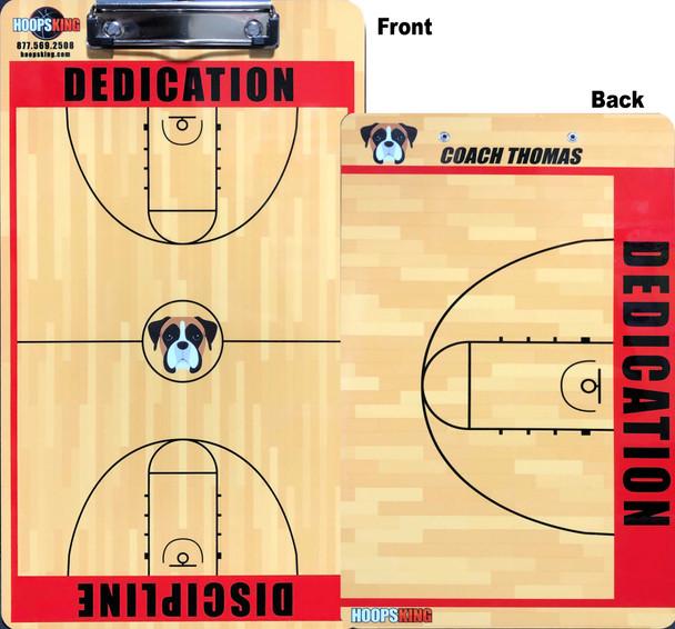basketball coach gift idea
