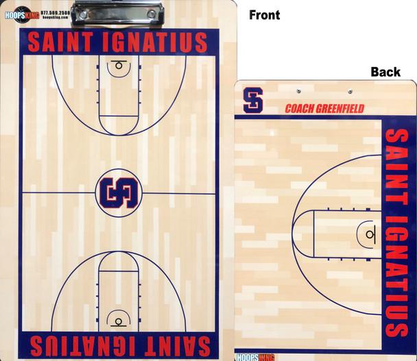 custom basketball coaching boards