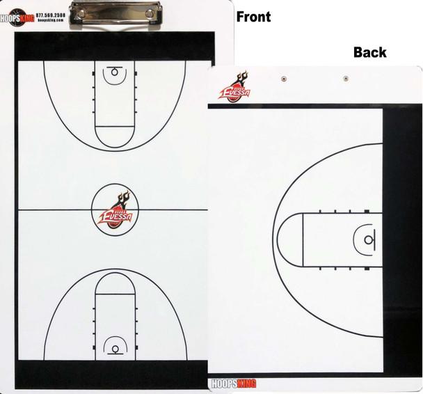 custom whiteboard white board basketball coaching