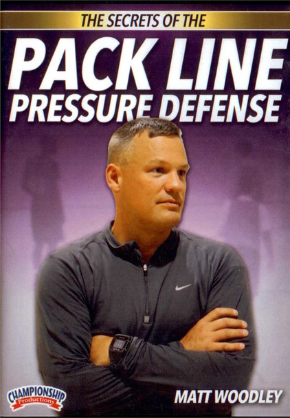 Secrets Of The Pack Line Pressure Defense by Matt Woodley Instructional Basketball Coaching Video