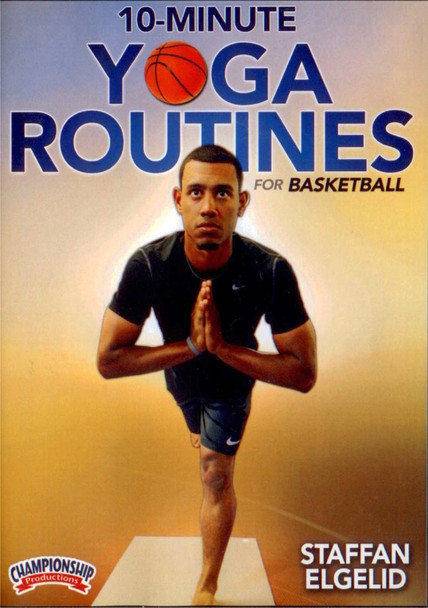 10 Minute Yoga Routines For Basketball by Staffan Elgelid Instructional Basketball Coaching Video