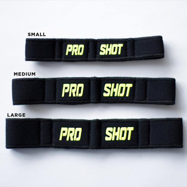 ProShot Basketball Shooting Aid - size comparison