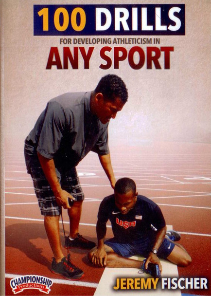 100 Drills For Developing Athleticism In Any Sport by Jeremy Fischer Instructional Basketball Coaching Video