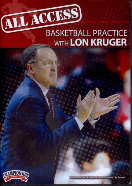 All Access Basketball Lon Kruger by Lon Kruger Instructional Basketball Coaching Video