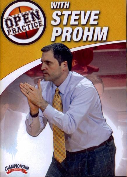 Open Practice Steve Prohm by Steve Prohm Instructional Basketball Coaching Video