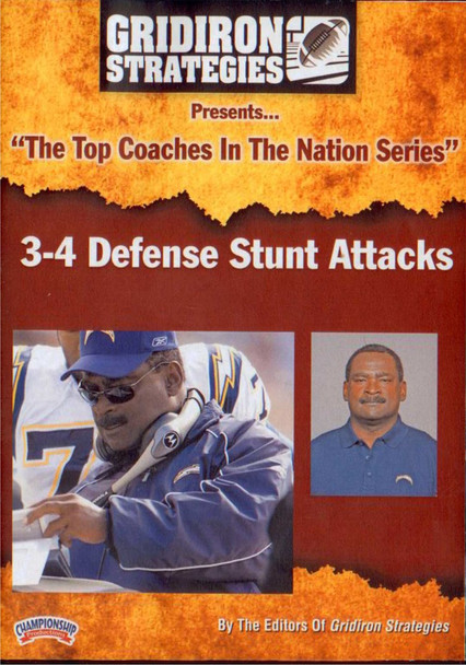 3-4 DEFENSE STUNT ATTACKS by Wayne Nunely Instructional Basketball Coaching Video
