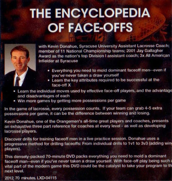 (Rental)-The Encyclopeida of Face Offs