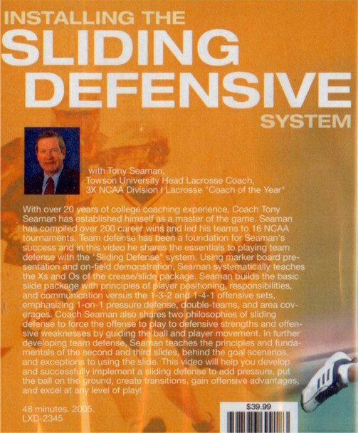 (Rental)-Installing the Sliding Defensive System