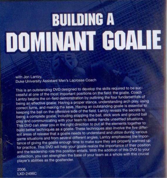 (Rental)-Building a Dominant Goalie