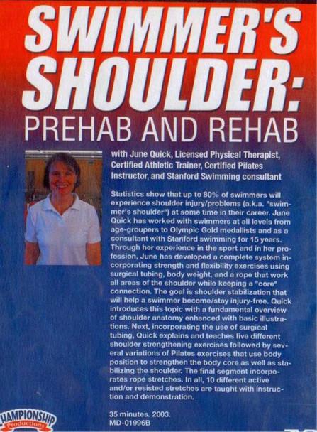 (Rental)-SWIMMER'S SHOULDER:PREHAB AND REHAB