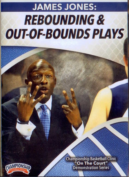 Rebounding & Out Of  Bounds Plays by James Jones Instructional Basketball Coaching Video