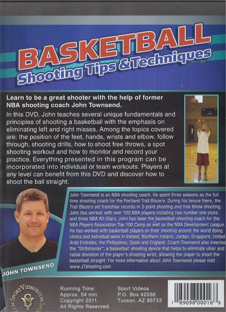 (Rental)-Basketball Shooting Tips & Techniques