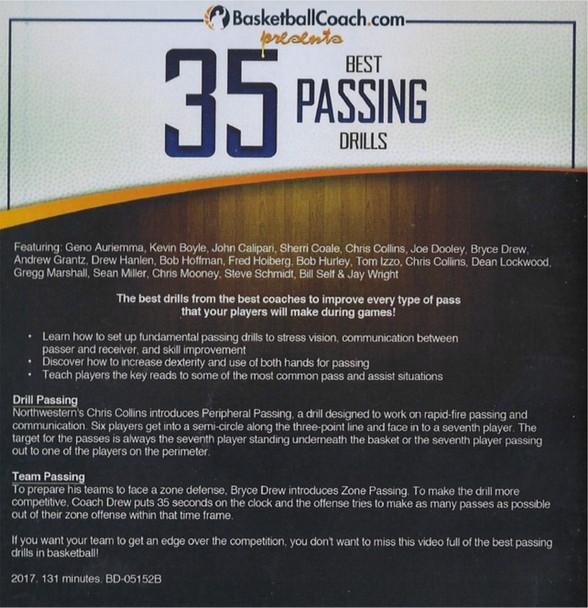 (Rental)-35 Best Passing Drills